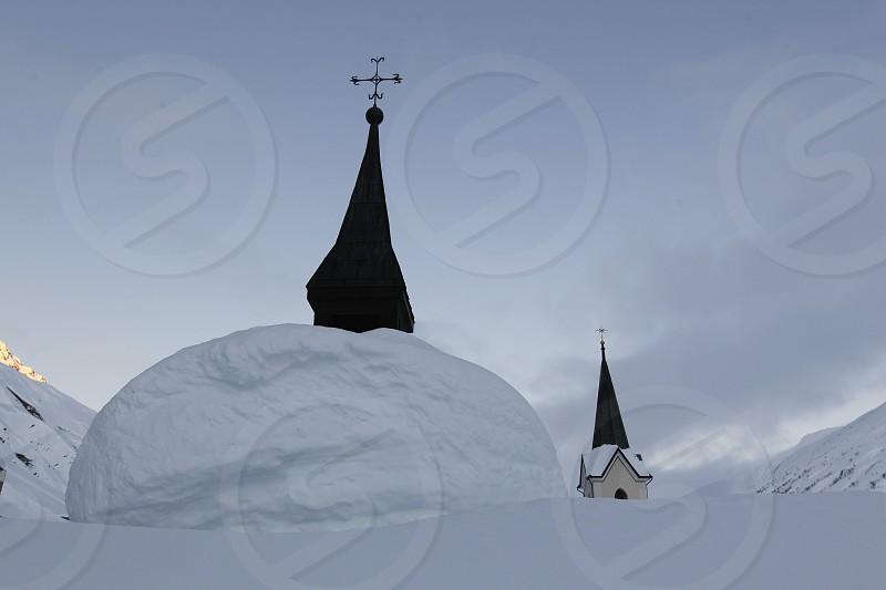 WINTER CHURCH photo