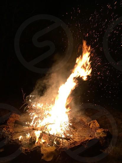 FireFlameburnbonfire photo