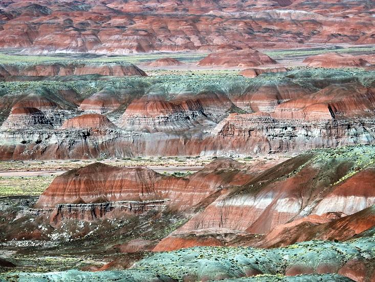 Painted Desert Arizona photo