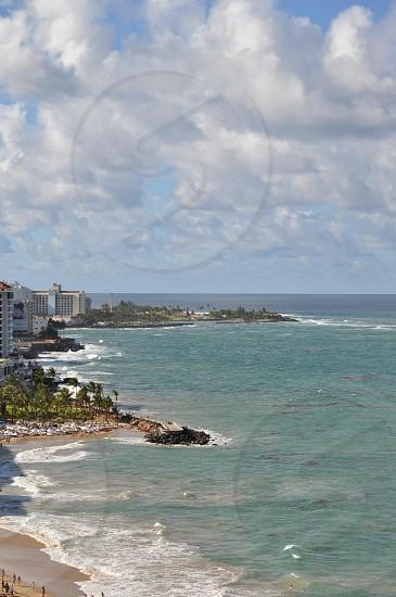 Puerto Rican Coast photo
