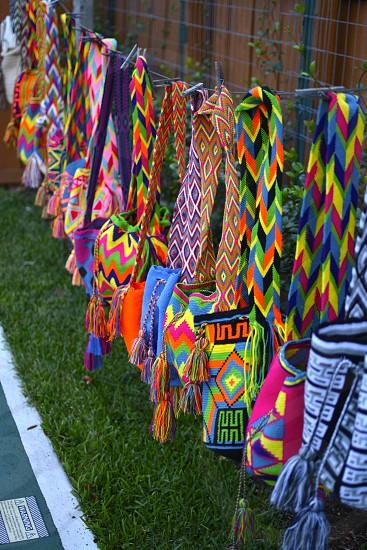 wayuu patterns bag photo
