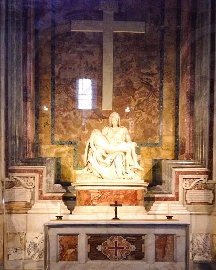 Michelangelo's Pieta  photo