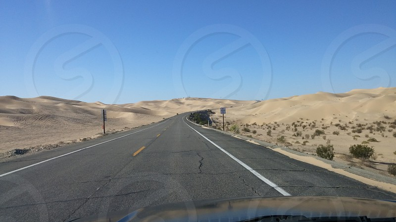 sand dunes for days photo