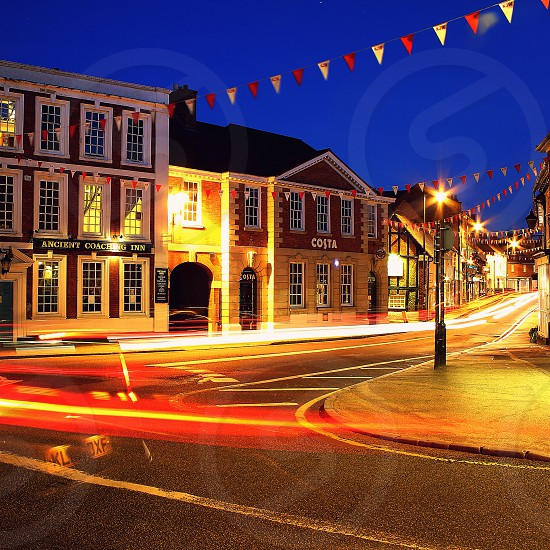 Ampthill town center photo