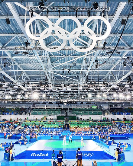 rio olympics 2016 karate photo