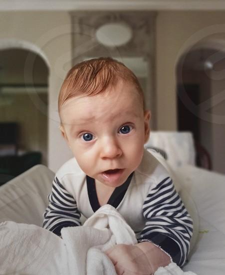 A little toddler boy photo