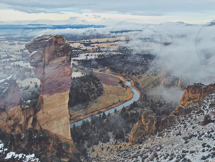 Smith Rock Central Oregon photo