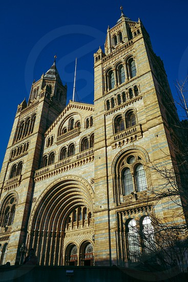 Natural History Museum London Sky Sun photo