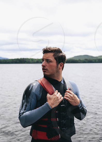 Mark // Saranac Lake New York photo