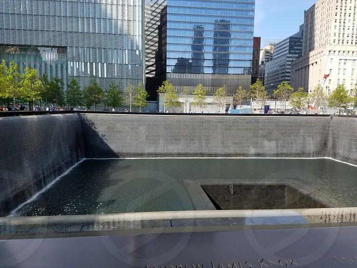 911 memorial photo
