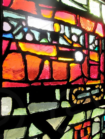 stained glass colour glass color Glass Crafts photo
