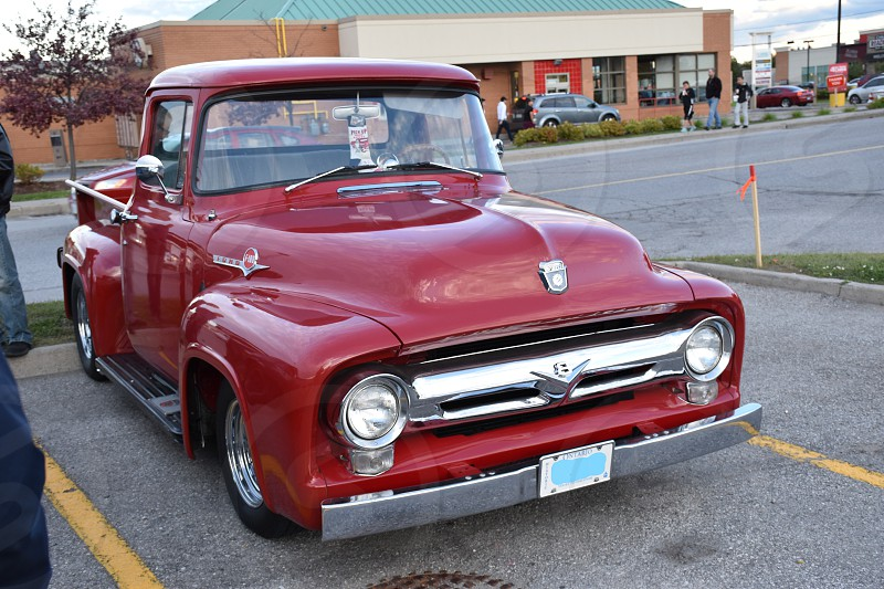 50s Ford Truck >> Photo By Alan Harris Mid 50 S Ford Pickup