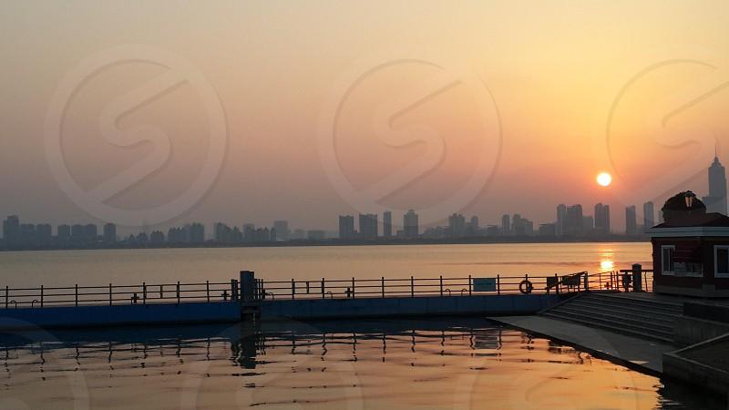 日落 photo