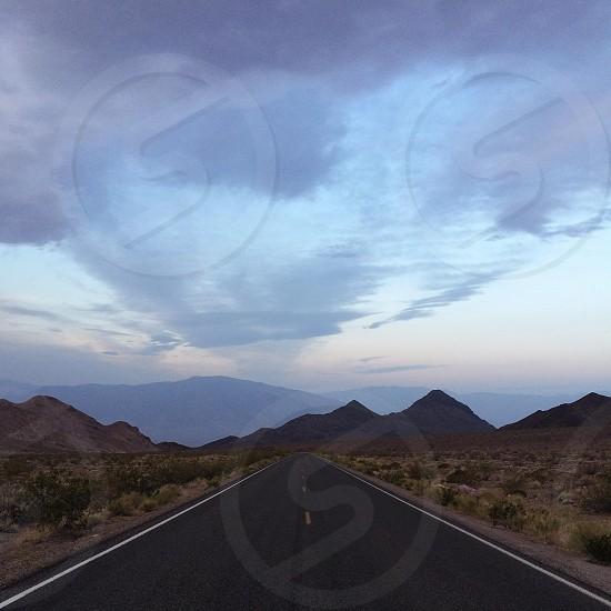 road panoramic photography photo