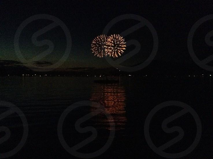 4th Of July 2013 At Loon Lake photo