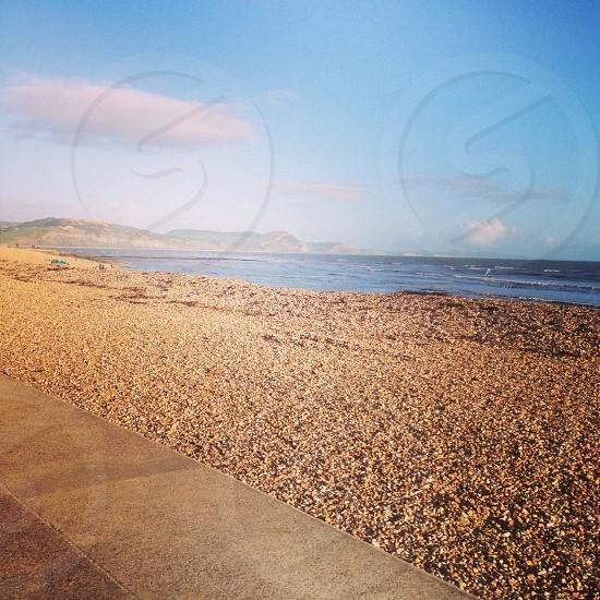 Oh I do like to be beside the seaside  photo