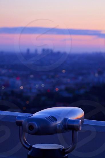 grey steel mono scope photo