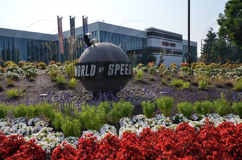 City of Wilsonville Oregon World of Speed Museum photo