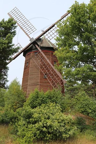 Windmill Sweden photo