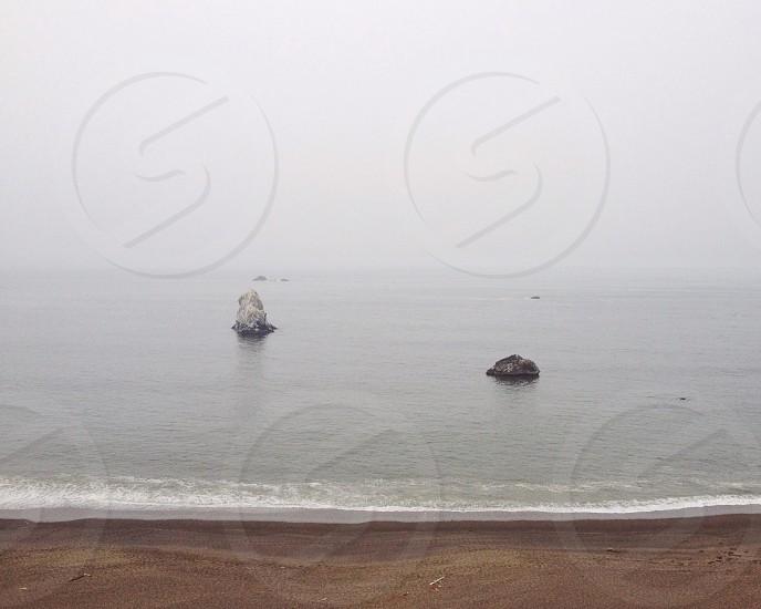 sea shore view photo