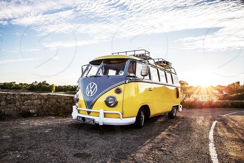 Campervan photo
