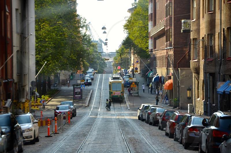 Street - Finland photo