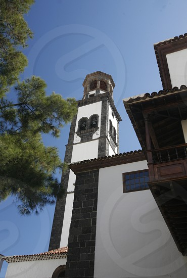 The  Iglesia Nuestra Senora  de la Concepcion in the City Santa Cruz de Tenerife on the Island of Tenerife on the Islands of Canary Islands of Spain in the Atlantic.   photo