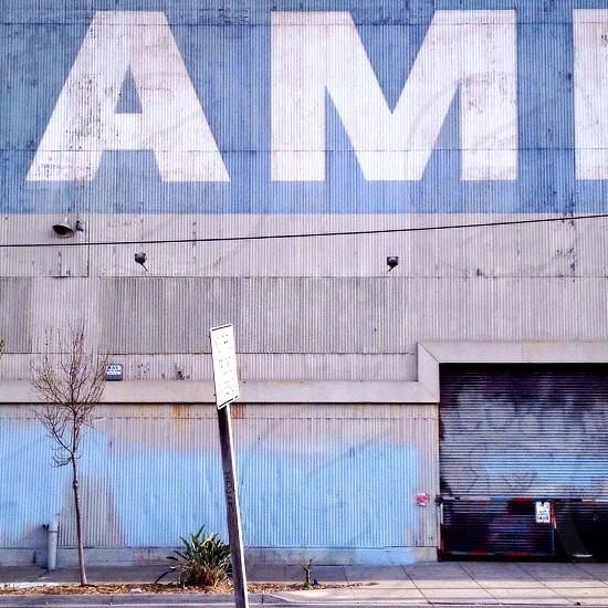 American Steel. Oakland CA photo