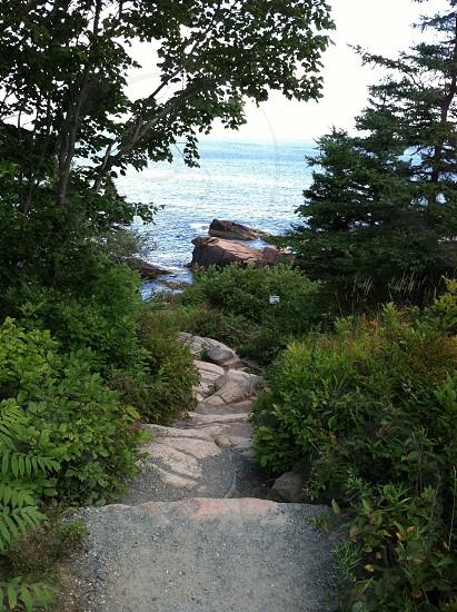 Arcadia Mountains Maine photo