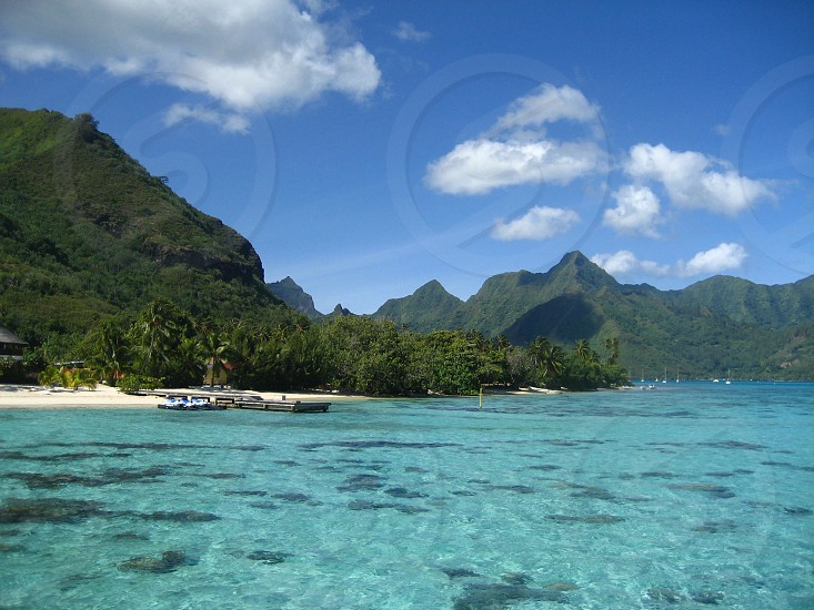 Moorea Tahiti photo