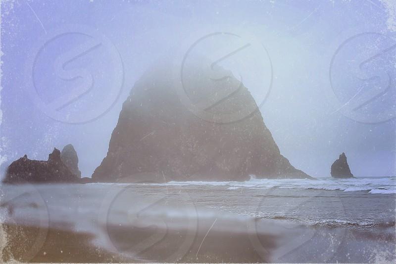Haze photo