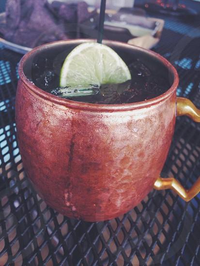 red mug  photo
