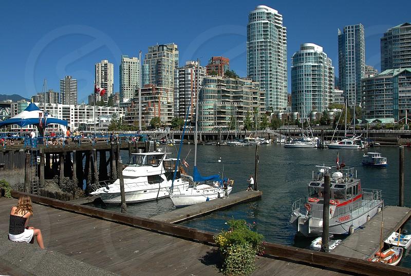Granville Island Vancouver photo