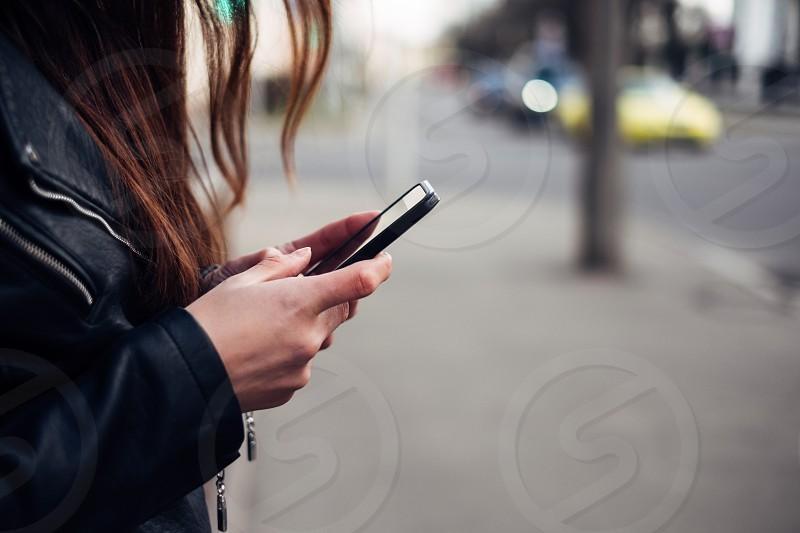 using mobile phone photo