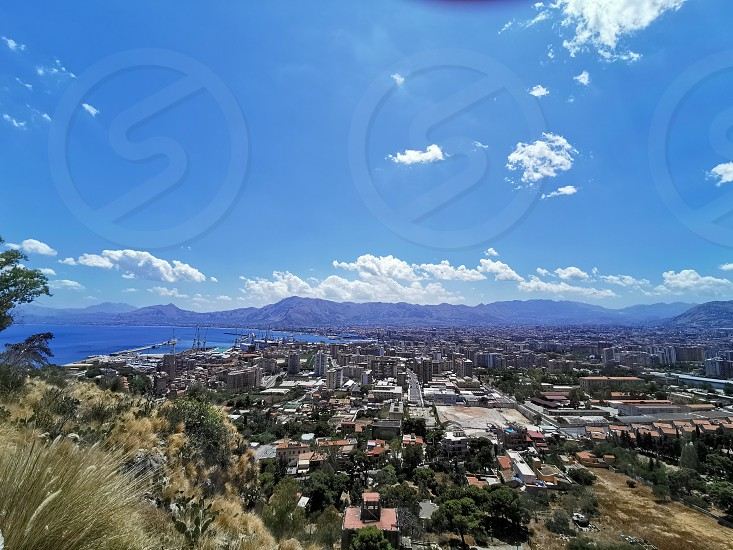 A Palermo city view photo