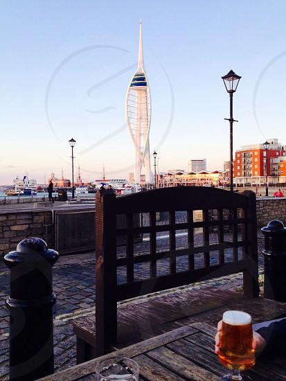 Spinnaker tower Portsmouth photo