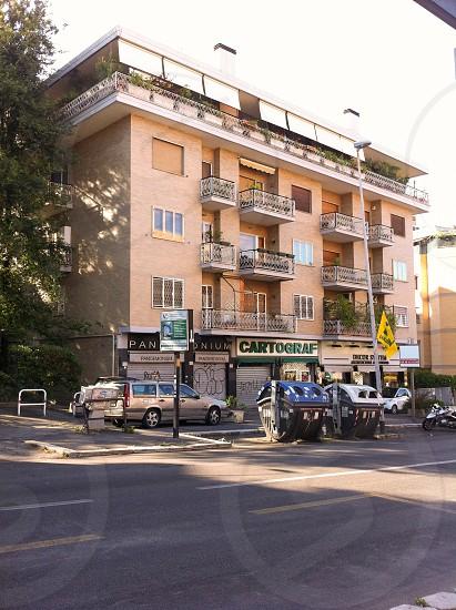 Roman flats  photo