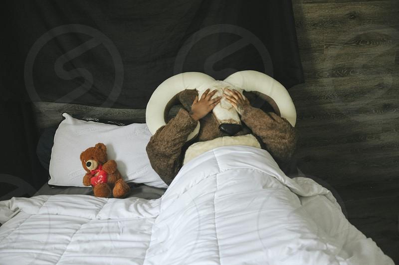 Ram mascot photo