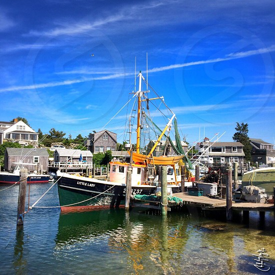 Little Lady - Menemsha Martha's Vineyard MA photo