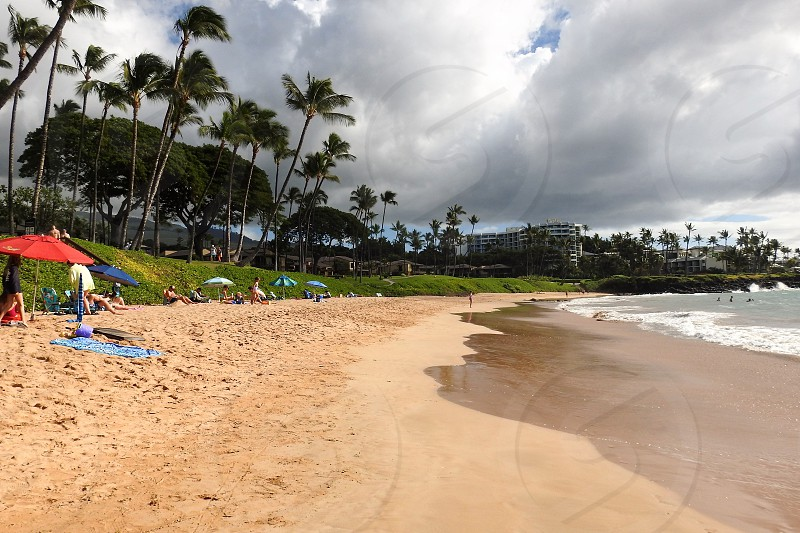 Wailea Beach          photo