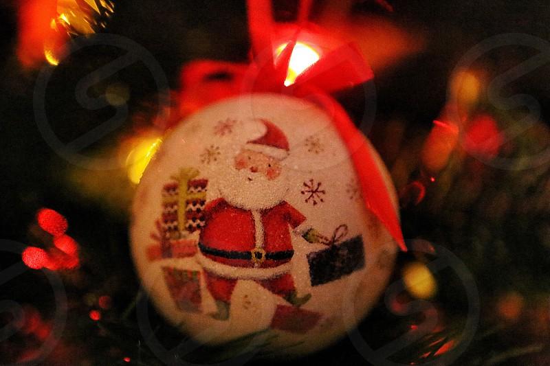 Marry Christmas  holiday Santa   photo