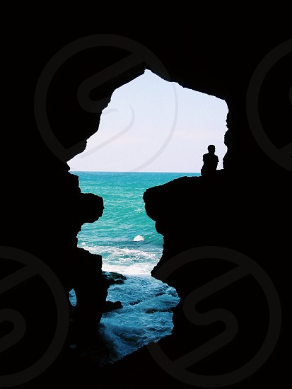 Hercules cave in Tanger - Marocco photo
