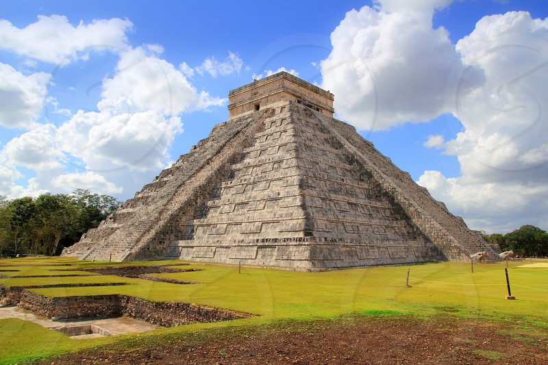 Chichen Itza Kukulcan Mayan Pyramid new underground excavation discoveries photo