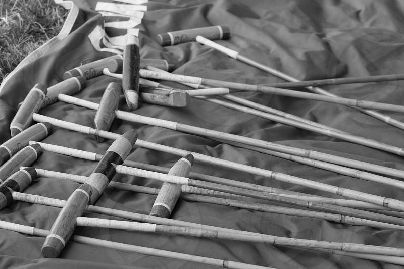 wood mallets photo