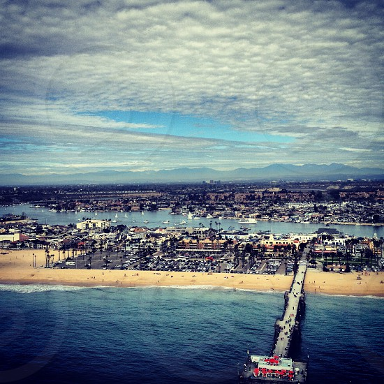 Newport Beach California photo