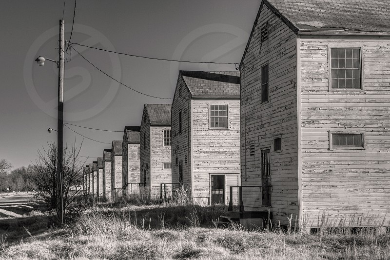 Fort Chaffee in Arkansas photo