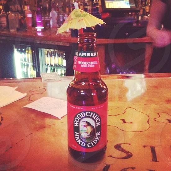 woodchuck hard cider bottle photo