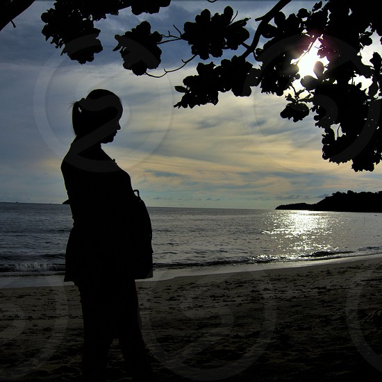 Mother to be photo