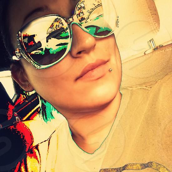 self love sunshine photo