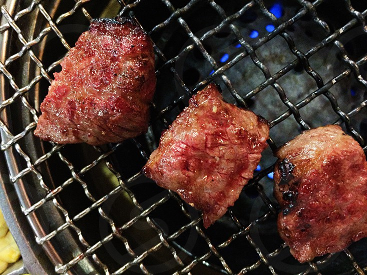 Beef grill photo
